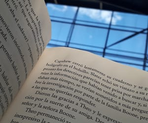 book, sky, and tumblr image