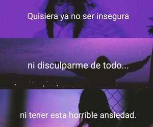 frases, tristeza, and ansiedad image