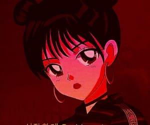 anime, red velvet, and irene image