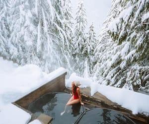 amazing, cold, and paradise image
