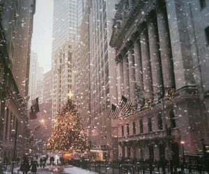 cities, city, and winter image