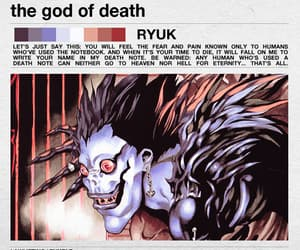 anime, bad, and death note image