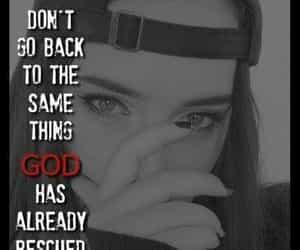 Christianity, god, and saved image