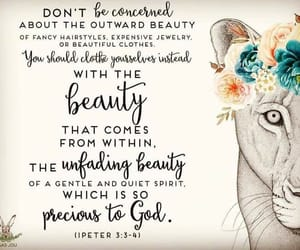 beauty, bible, and Christianity image