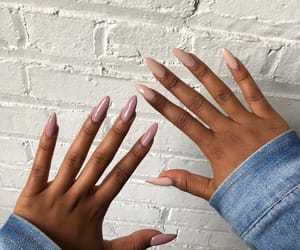 aesthetic, beauty, and long nails image
