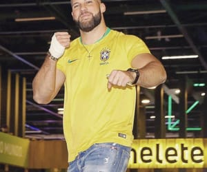 brazil, drago, and muscles image