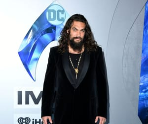 celebrity, aquaman, and beard image