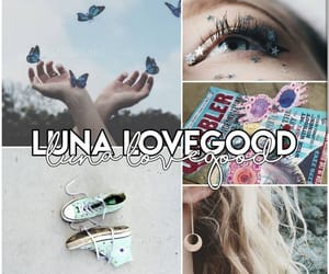 Luna Lovegood {Ig:lightinghogwarts}