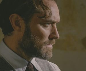 Jude Law as Albus Dumbledore