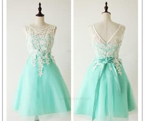 cute homecoming dress, homecoming dress lace, and homecoming dress green image