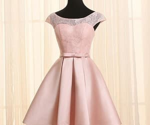 short prom dress and homecoming dresses lace image