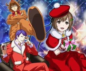 christmas, tokyo ghoul, and hinami fueguchi image