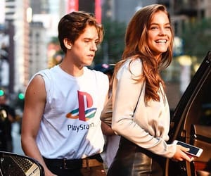 goals, dylan sprouse, and barbara palvin image