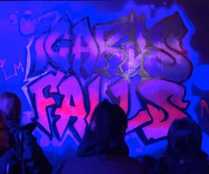 album, liam payne, and graffiti image