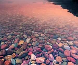 agua, art, and lago image