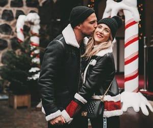 aesthetic, boyfriend, and christmas image