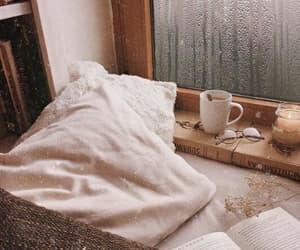 cozy, coffee, and autumn image