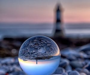 lighthouse, photography, and nature image