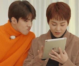 boys, Chen, and ship image