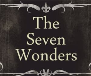 aesthetic, emma roberts, and Seven Wonders image