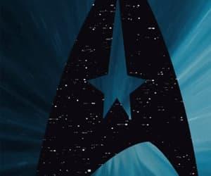 gif, star trek, and starfleet image