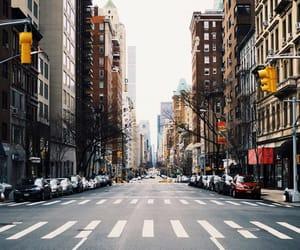 new york, manhattan, and travel image