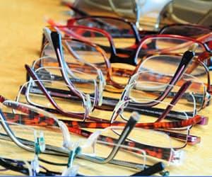 opticians swords, eye tests swords, and design eyewear swords image