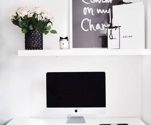 decoration, white, and room inspiration image