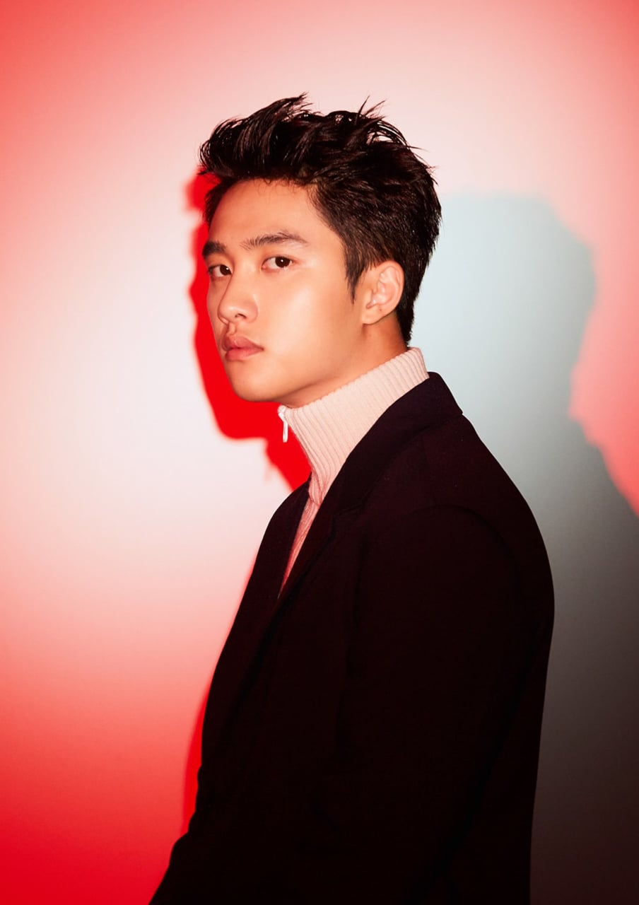 D O Digital Booklet Love Shot From Itunes