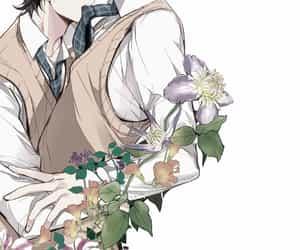 anime, boys, and highschool image