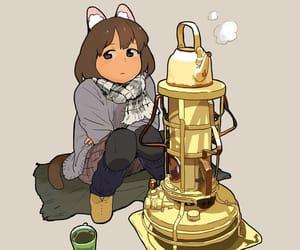 kawaii, manga, and drawr image