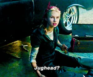 gif, jughead jones, and jellybean jones image