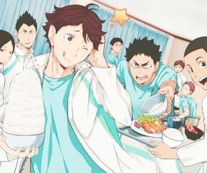 anime, haikyuu, and cute image