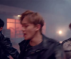 Chen, we are one, and comeback image