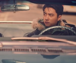 exo, love shot, and kyungsoo image