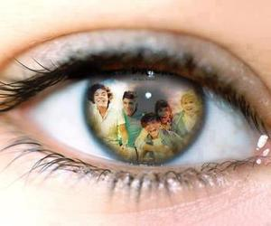 boys, color, and eyes image