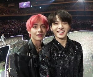 vkook, bts, and taekook image