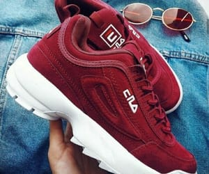 brand, burgundy, and cool image