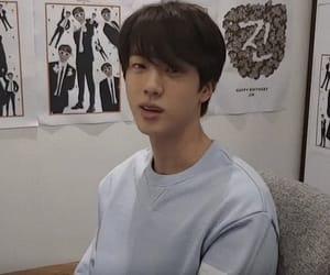 bts, bts jin, and bts seokjin image
