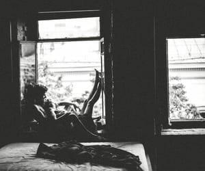 love and window image