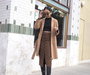 fashion, neutrals, and personal style image