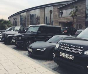cars, black, and luxury image