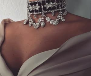 accessories, fashion, and neclace image
