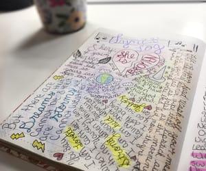 doodle, Lyrics, and music notes image