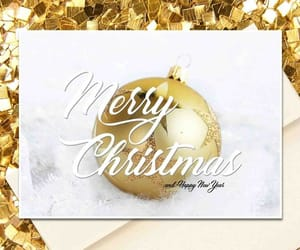 christmas card, christmas cards, and etsy image