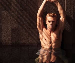 Hot, shirtless, and ben hardy image