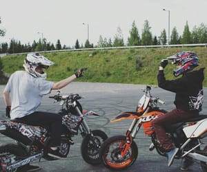 finland, motocross, and fmx image