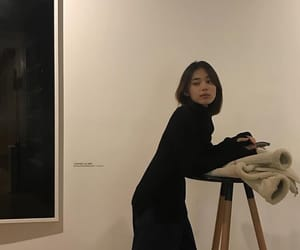 art, asian, and girl image