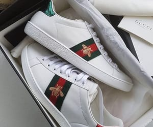 shoes, gucci, and sneakers image