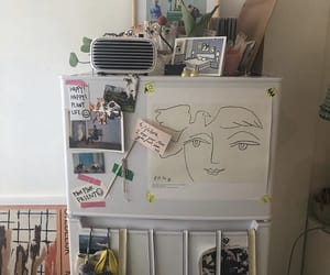 aesthetic, art, and interior image